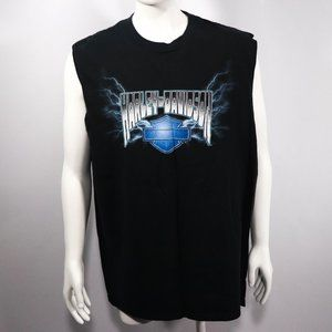 Harley-Davidson Knoxville, TN Tank Top Large